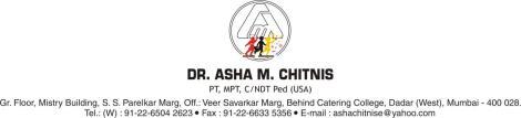 Asha chitnis clinic